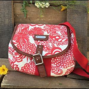 Franco Sarto adorable paisley floral pattern bag!